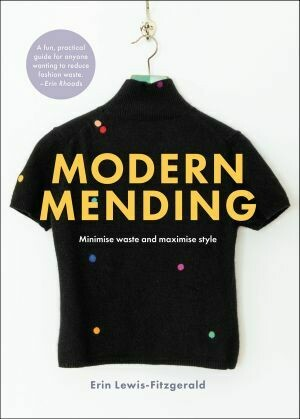 Modern Mending by Erin Lewis-Fitzgerald