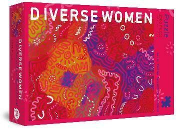 Diverse Women: 1000-Piece Puzzle by Rachael Sarra