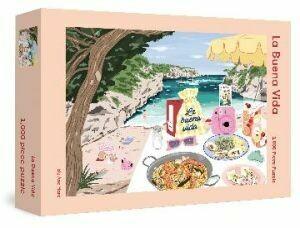 La Buena Vida: 1000 Piece Puzzle by Ana Hard