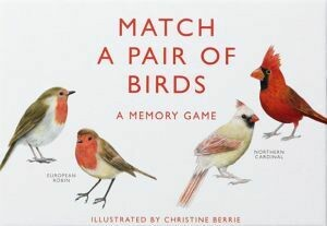 Match a Pair of Birds A Memory Game by Laurence King