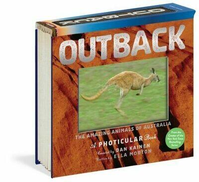 Outback: The Amazing Animals of Australia: A Photicular Book by  Dan Kainen Ella Morton Dan Kainen