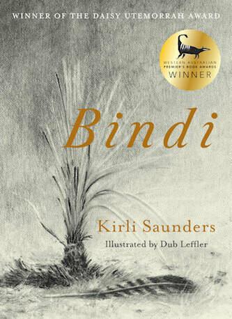 Bindi by Kirli Saunders Illustrated by Dub Leffler. November 2020,  pre-order available