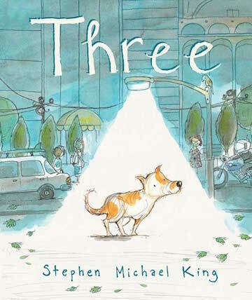 Three By Stephen Michael King
