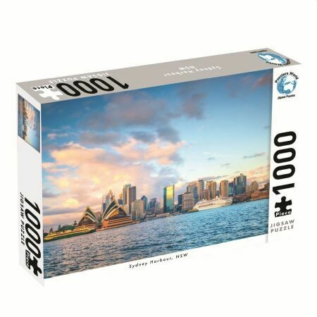 Sydney Harbour Jigsaw Puzzle - 1000 pieces