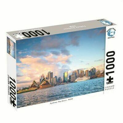 Sydney Harbour Jigsaw Puzzle - 1000 pieces