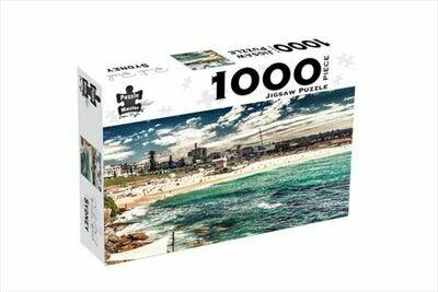 Bondi Beach - 1000 piece jigsaw puzzle