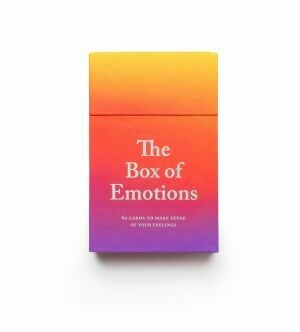 The box of emotions  80 cards to make sense of your feelings By Tiffany Watt Smith