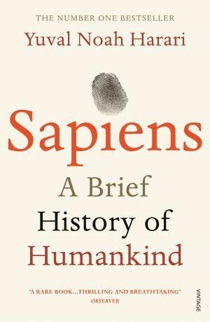 Sapiens: A Brief History of Humankind: (Patterns of Life) by  Yuval Noah Harari