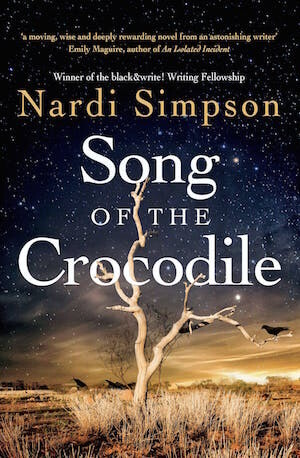 Song of the Crocodile  by Nardi Simpson