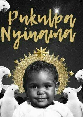 Christmas Card - Baby Cockatoo NPYWC