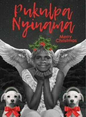 NPYWC Christmas Card - Angel