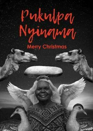 Christmas Card Bush Nativity - NPYWC