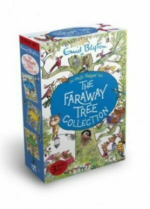 The Magic Faraway Tree 3 Copy Collection by Enid Blyton