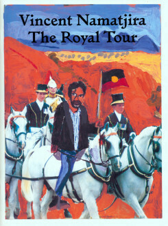 Vincent Namatjira – The Royal Tour