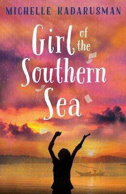Girl of the Southern Sea by Michelle Kadarusman. Out Feb 2021 - pre-order available.