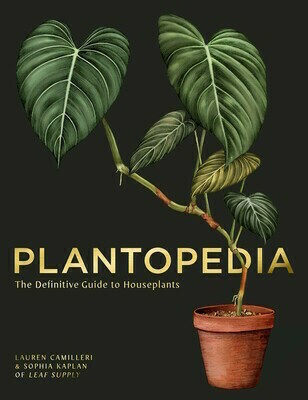 Plantopedia: The Definitive Guide to House Plants by Lauren Camilleri and Sophia Kaplan (available after 21 January 2021)