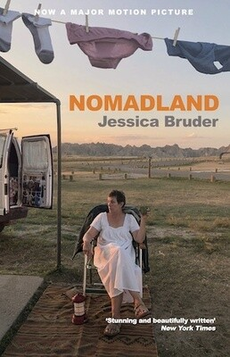 Nomadland by Jessica Bruder (available from 2 Feb 2021)
