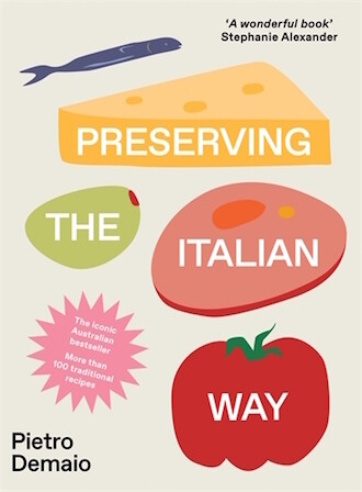 Preserving the Italian Way by Pietro Demaio (available after 2 March 2021)