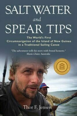 Salt Water and Spear Tips by Thor F. Jensen