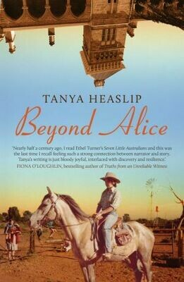 Beyond Alice by Tanya Heaslip (preorder your copy - out May 2021)