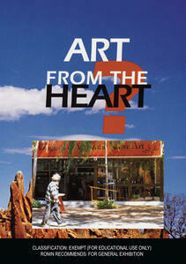 Art from the Heart by Richard Moore and Jeremy Eccles