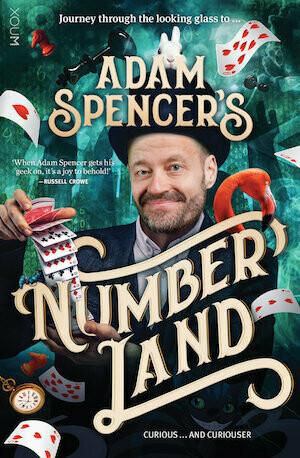 Adam Spencer's Numberland by Adam Spencer