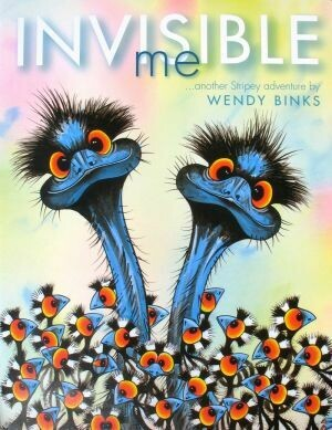 Invisible Me by Wendy Binks
