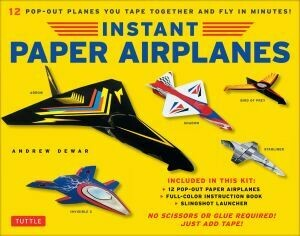 Instant Paper Airplanes