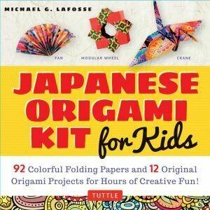 Japane Origami Kit for Kids