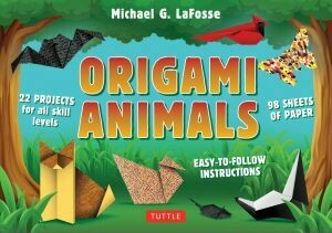 Origami Animals by Michael G Lafosse