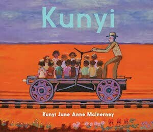 Kunyi by Kunyi June Anne McInerney (out June 2021)