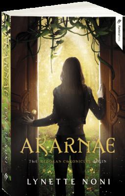 Akarnae: Book One: The Medoran Chronicles by Lynette Noni