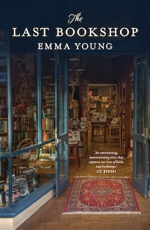 The Last Bookshop by Emma Young