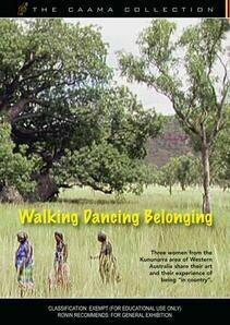 Walking Dancing Belonging by Mitch Torres. DVD