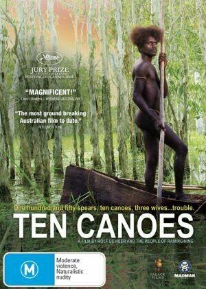 Ten Canoes by Rolf De Heer and the People of Ramingining. DVD