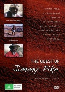 The Quest for Jimmy Pike - Film by John Tristan