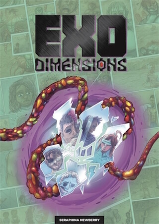 Exo-Dimensions by by Seraphina Newberry - out 29.6.2021, pre-order available