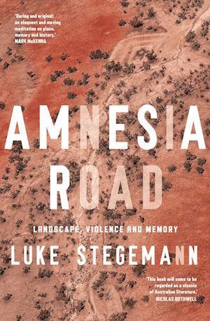 Amnesia Road: Landscape, violence and memory by Luke Stegemann