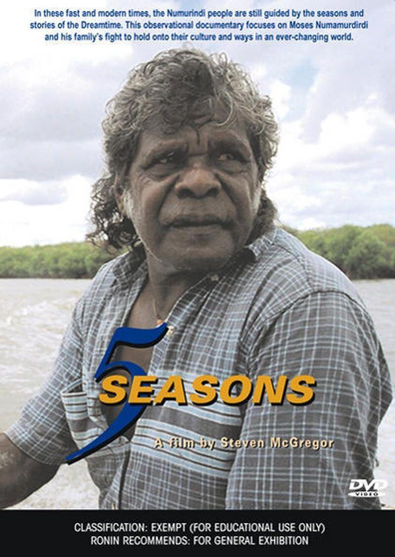 5 Seasons, film by Steven McGregor