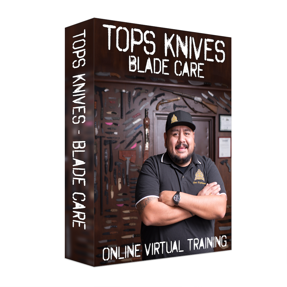 Top Knives: Blade Care