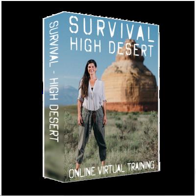 Survival: High Desert