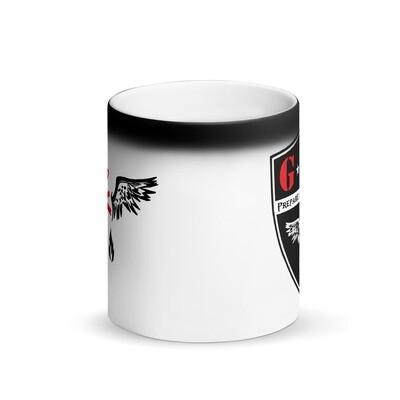 Grid Down Mug