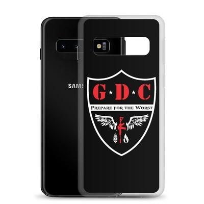 Grid Down Samsung Galaxy Case