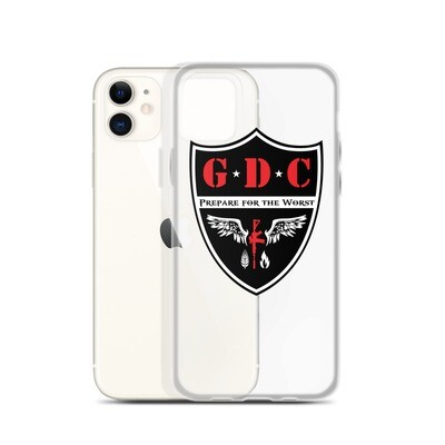 Grid Down iPhone Case