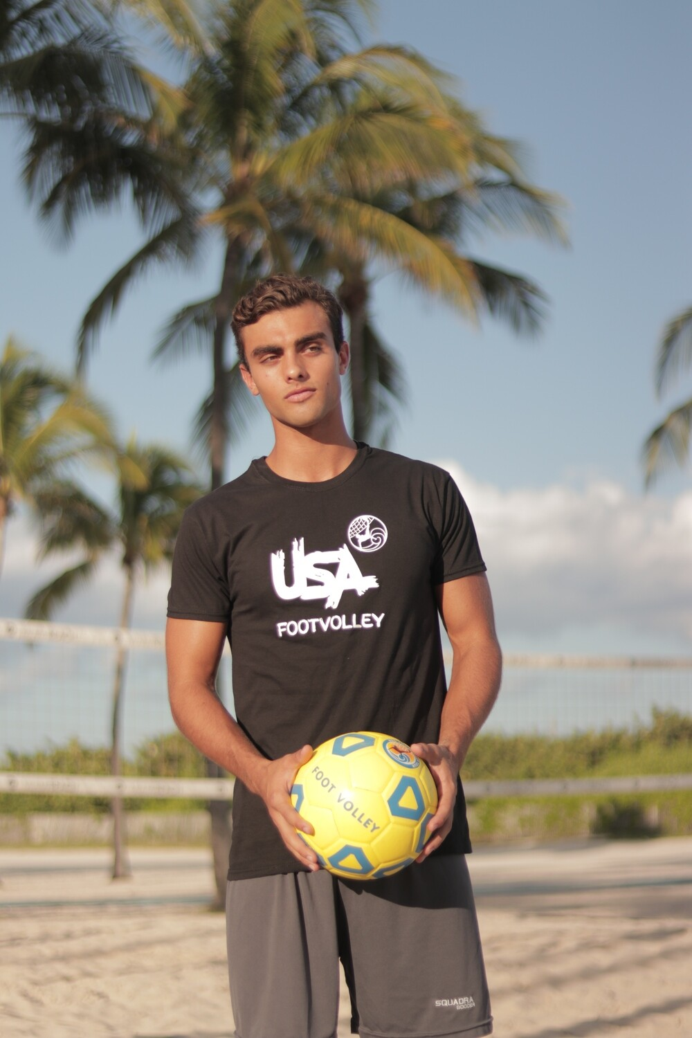 USA Footvolley T-Shirt