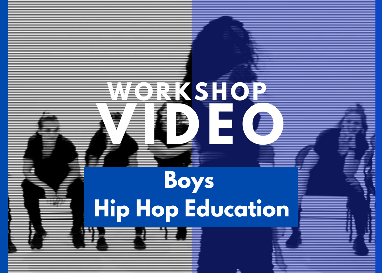 Essentials for Dance Education: Boys Hip Hop