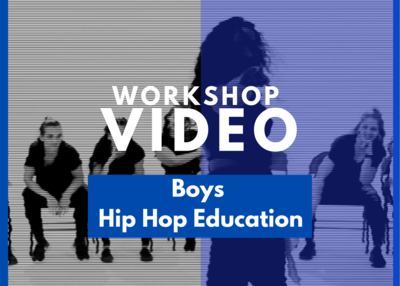 Essentials for Dance Education: Boys Hip Hop