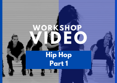 Essentials for Dance Education : Hip Hop Part 1