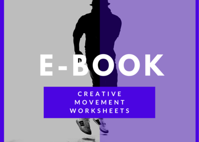 E-Book: Creative Movement Worksheets