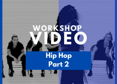 Essentials For Dance Education: Hip Hop Part 2